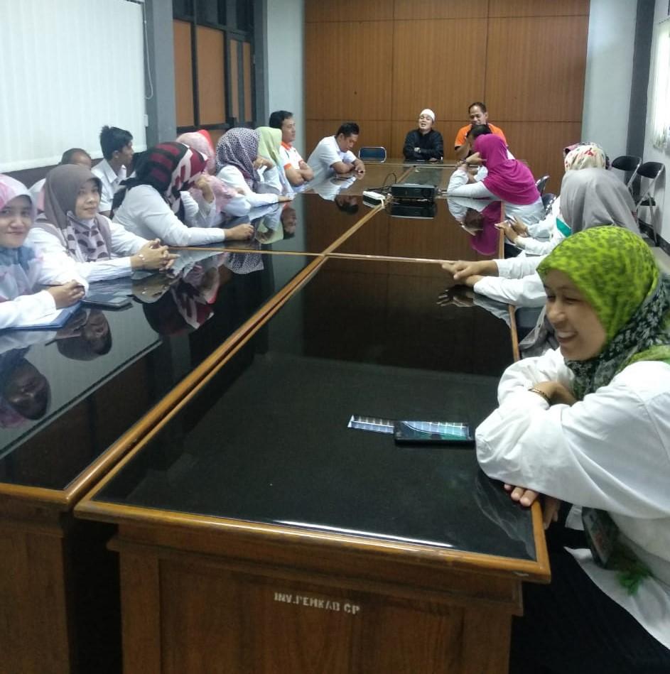 DPMPTSP Adakan Pengajian di Bulan Ramadhan