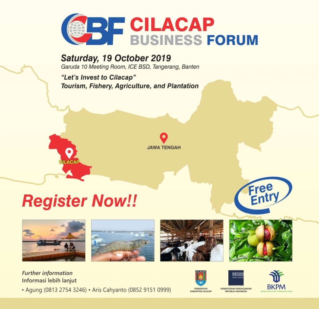 Cilacap Business Forum (CBF) 2019